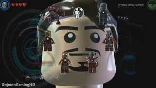 getlinkyoutube.com-LEGO Marvel's Avengers  New Gameplay Demo