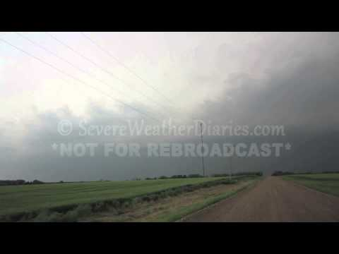 Storm Chase 2013 - May 19 - Chase Day 5: Storms in Kansas and Oklahoma