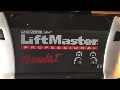 Garage Door Sensor Troubleshoot & Repair