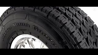 Nitto Dura Grappler Highway Terrain Light Truck Radial Tires Overview