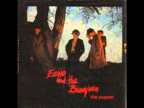 the puppet de echo the bunnymen Letra y Video
