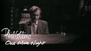 getlinkyoutube.com-Phil Collins - One More Night (Official Music Video)