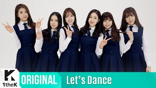getlinkyoutube.com-Let's Dance: GFRIEND(여자친구) _ Rough(시간을 달려서) [SUB]