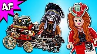 getlinkyoutube.com-Lego Lone Ranger STAGECOACH ESCAPE 79108 Speed Build