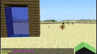 getlinkyoutube.com-minecraft ปลั๊กอินประตูวาร์ป [น้ำ]