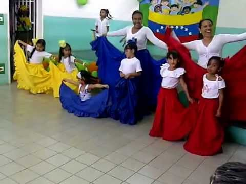 baile tradicional de Venezuela