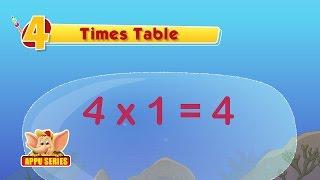 getlinkyoutube.com-Learn Multiplication - Table 4