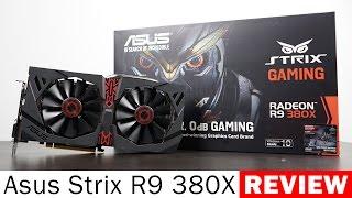 getlinkyoutube.com-Asus Strix R9 380X Review & Gaming Benchmarks