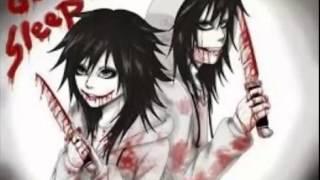 getlinkyoutube.com-El hijo de nina y jeff the killer