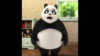 getlinkyoutube.com-Baba telephone talking panda