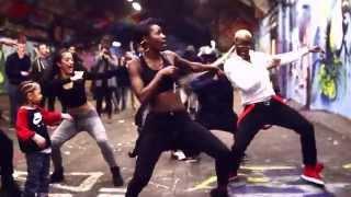Awilo Longomba Ft. P Square - Enemy Solo (Dance Video) Choreo by Sir Loui