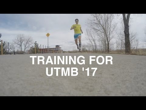 TRAINING FOR UTMB '17: Episode 1 Uptempo Run | Sage Running