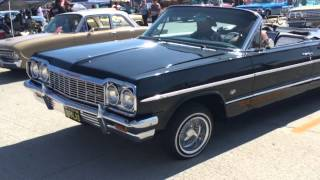 getlinkyoutube.com-OLDIES CAR CLUB TJ CAR SHOW JUNE14-2015
