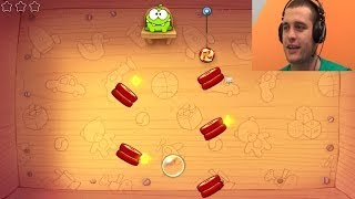 getlinkyoutube.com-Cut the Rope prelazenje igrice ep.6 [Srpski Gameplay] ☆ SerbianGamesBL ☆