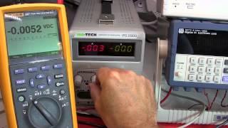 getlinkyoutube.com-Review: ISO-TECH IPS303DD / Instek GPS-3030DD Bench Power Supply