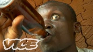 These Are The Real Alcoholics: Africa's Moonshine Epidemic! (Drunkest Place On Earth?)