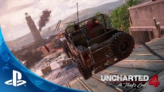 getlinkyoutube.com-UNCHARTED 4: A Thief's End - E3 2015 Press Conference Demo   PS4