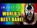 WORLDS BEST BANE! - Injustice 2 - Week of Bane Ranked Matches #4