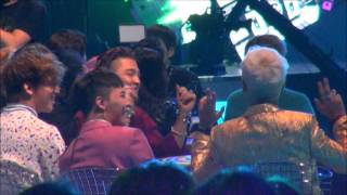 getlinkyoutube.com-[mjgd0818]20151202 MAMA  iKONをみてるBIGBANG  (RHYTHM TA)
