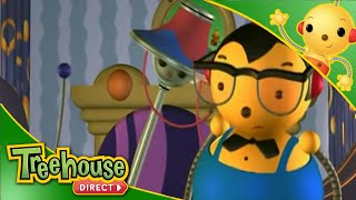 getlinkyoutube.com-Rolie Polie Olie: Surrrprise/Mousetrap/To Space and Beyond - Ep.15
