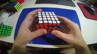 getlinkyoutube.com-Moyu HuaChuang 5x5 review