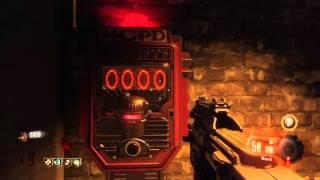 getlinkyoutube.com-BO3 Zombie | Shadows of evil : Activer le protecteur civil ! | SirRosward