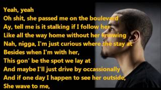 J. Cole - Dreams (Lyrics)