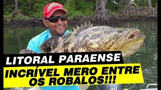 getlinkyoutube.com-Programa Pura Pesca, Baía do Inajá, litoral do Pará.