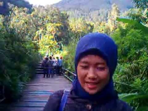 Asiknya daki Gunung Gede Pangrango