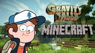 getlinkyoutube.com-Gravity Falls: Dipper's Minecraft Adventure!