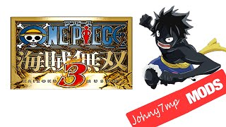 "getlinkyoutube.com-One Piece:Pirate Warriors 3 - ""Full Armament Haki Luffy"" Mod"