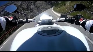 getlinkyoutube.com-Passo Dello Stelvio - Monster 821