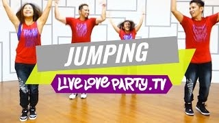 Jumping  (Mega Mix 44) | Zumba® Choreography by Kristie |  Live Love Party