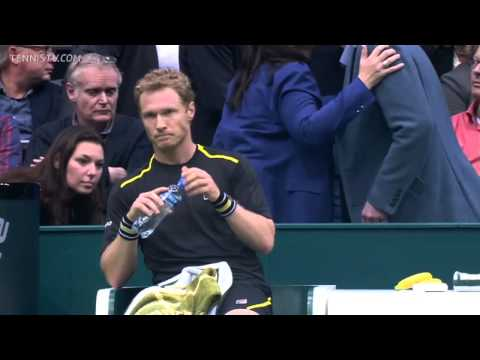 Dimitry Tursunov comments about Rafael Nadal and time violations...