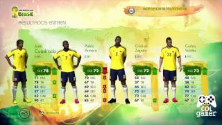 getlinkyoutube.com-2014 Fifa World Cup - Colombia Vs Ecuador - Eliminatorias Sudamericanas - Rumbo al mundial [HD]