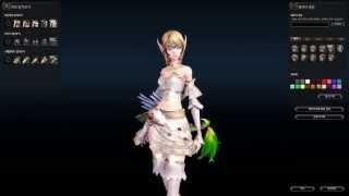 getlinkyoutube.com-EOS Online Echo of Souls Character Making HD movie