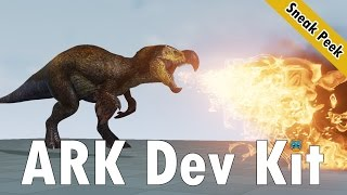 getlinkyoutube.com-ARK Survival Evolved Dev Kit Sneak Peek The Dodo Rex and more!