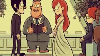 Gravity Falls: Wendy's wedding