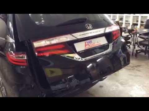 Honda Odyssey?2017 Installed Front 2 Door Electric Suction Door N Auto Tailgate