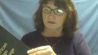 The History of American Sign Language by Carol J. Nickens