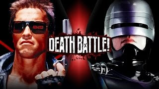 getlinkyoutube.com-Terminator VS RoboCop | DEATH BATTLE! | ScrewAttack!