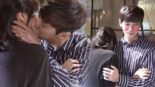 getlinkyoutube.com-[메이킹] 침샘 돋는 수애-주지훈 커플의 첫 키스신! @가면 20150616