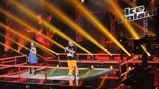 """The Voice of Poland - Maciej Moszyński i Milena Masłowska - """"Sutra"""" - Bitwa"""