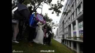 Fan cuồng mặc váy cô dâu, đòi cưới mỹ nam Vương Tuấn Khải (TFBOYS)