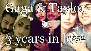 getlinkyoutube.com-Lady Gaga & Taylor Kinney - 3 years in love
