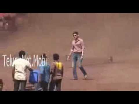 by mukesh Aagadu Tiltle song Making Video TeluguWap Asia