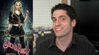 Sucker Punch movie trailer review/reaction