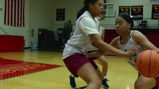 Bishop Ireton Varsity Women's Basketball // November 8 Practice