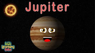 getlinkyoutube.com-Planet Songs for Kids/Solar System Songs for Children/Jupiter Song for Kids