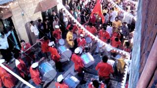 getlinkyoutube.com-Om said dhol tasha pathak